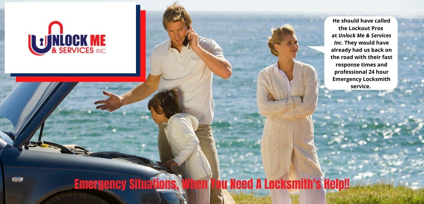 Emergency Locksmith Services-33602