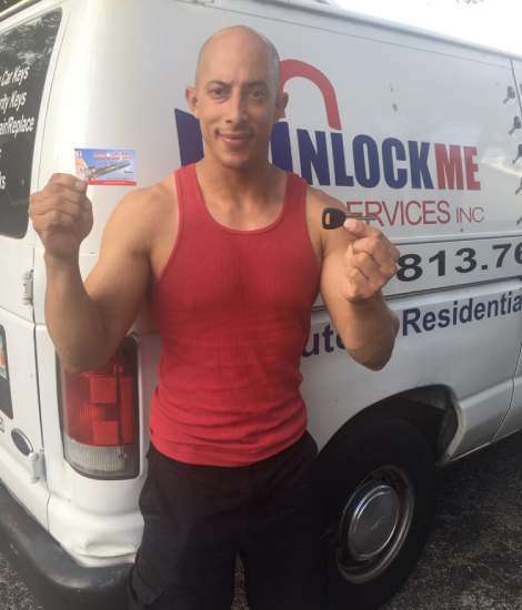Automotive Lock and Key Services
